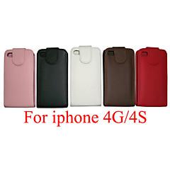 Til iPhone 8 iPhone 8 Plus Etuier Heldækkende Etui Hårdt Kunstlæder for iPhone 8  Plus iPhone 8 iPhone 4s/4