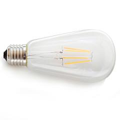 preiswerte LED-Birnen-KAKANUO 1pc 360 lm E26/E27 LED Glühlampen 4 Leds COB Dekorativ Warmes Weiß Wechselstrom 85-265V