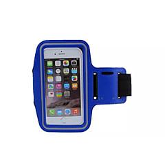 Faixa de Braço para Exercício e Atividade Física Corrida Bolsas para Esporte Prova-de-Água Bolsa de Corrida Iphone 6/IPhone 6S/IPhone 7