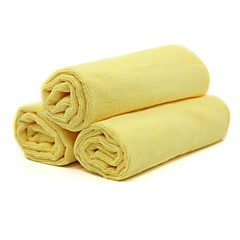 TIROL T22452 3PCS Microfiber Car Cleaning Towel 60*40cm Car Cleaning Cloth Wash Products