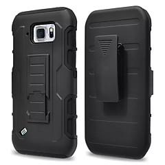 tanie Galaxy S4 Mini Etui / Pokrowce-Na Samsung Galaxy Etui Odporne na wstrząsy / Wodoodporne / Odporne na kurz / Z podpórką Kılıf Etui na tył Kılıf Zbroja PC SamsungS6