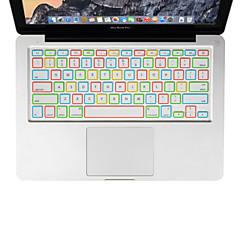 お買い得  MAC 用キーボード カバー-MacBook Airの13のためのxskn夜発光シリコンラップトップのキーボードカバー、網膜13 15 17、私たちレイアウトでのMacBook Pro