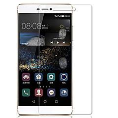 de nieuwe hd drie anti gehard glas film voor Huawei p8