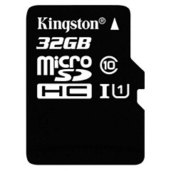 billiga Kingston®-Kingston 32GB Micro SD-kort TF-kort minneskort UHS-I U1 class10