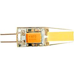 お買い得  LED 電球-YWXLIGHT® 1個 4 W 250-350 lm G4 LED2本ピン電球 T 2 LEDビーズ COB 装飾用 温白色 / クールホワイト / ナチュラルホワイト 12 V / 24 V / 1個 / RoHs