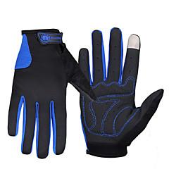 FJQXZ Aktivitets- / Sportshandsker Cykelhandsker Touch Handsker Hold Varm Vindtæt Fleecefoer Ultraviolet Resistent Slidsikkert Stødsikker