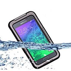 Για Samsung Galaxy Note Ανθεκτική σε πτώσεις / Αδιάβροχη / Προστασία από τη σκόνη tok Πλήρης κάλυψη tok Μονόχρωμη PC Samsung Note 4