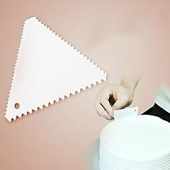 halpa -Bakeware-työkalut Muovi DIY Kakku kakku Muotit 1kpl