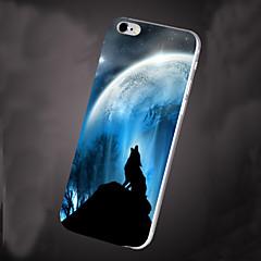 Для Кейс для iPhone 6 Кейс для iPhone 6 Plus Чехлы панели С узором Задняя крышка Кейс для Пейзаж Мягкий Термопластик дляiPhone 6s Plus