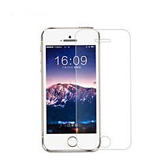 Недорогие Защитные пленки для iPhone SE/5s/5c/5-Защитная плёнка для экрана Apple для iPhone 6s iPhone 6 iPhone SE/5s Закаленное стекло 1 ед. Защитная пленка для экрана Взрывозащищенный