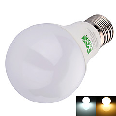 preiswerte LED-Birnen-YWXLIGHT® 9W 800 lm E26/E27 LED Kugelbirnen A60(A19) 22 Leds SMD 2835 Dekorativ Warmes Weiß Kühles Weiß Wechselstrom 100-240V