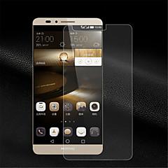 voordelige Screenprotectors voor Huawei-explosieveilige premium gehard glas filmdoek beschermkap 0,3 mm gehard membraan boog voor Huawei mate s