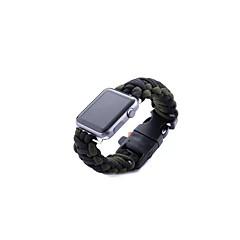 Watch band til Apple Watch moderne spænde ægte læder erstatning band med adapter