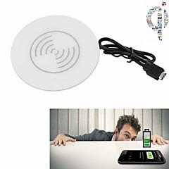 cwxuan® ενσωματωμένο standrad desktop ασύρματο φορτιστή τσι για το Samsung Galaxy S6 S7 και άλλοι πρότυπο Qi τηλέφωνο