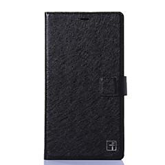 Для Кейс для Mi Бумажник для карт / со стендом / Флип Кейс для Чехол Кейс для Сияние и блеск Твердый Искусственная кожа Xiaomi