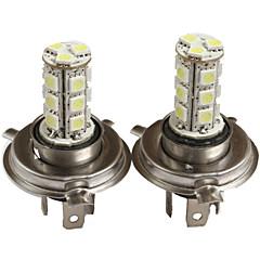 Недорогие Автомобильные фары-H4 Автомобиль / Для военных машин / Для машин связи Лампы 3W SMD 5050 200lm 27 Светодиодная лампа Налобный фонарь