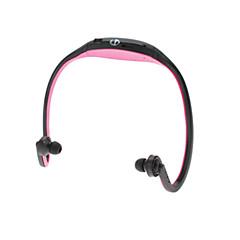 In Ear Wireless Headphones Plastic Sport & Fitness Earphone Noise-isolating Headset