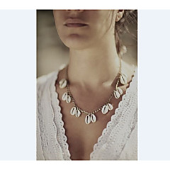 preiswerte Halsketten-Damen Anhängerketten - Silber, Golden Modische Halsketten Schmuck Für Party, Alltag, Normal