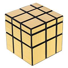 preiswerte Magischer Würfel-Zauberwürfel shenshou Spiegelwürfel 3*3*3 Glatte Geschwindigkeits-Würfel Magische Würfel Puzzle-Würfel Profi Level Geschwindigkeit