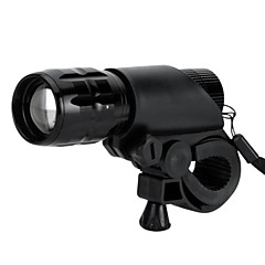 cheap -LS1798 LED Flashlights / Torch LED 500 lm 3 Mode LED Adjustable Focus Impact Resistant Waterproof High Power Super Light Small Size