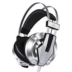 corlors megváltozott USB csatlakozó vezetékes fejhallgató (fejpánt) a számítógépes (nincs rezgés)