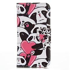 Для Кейс для iPhone 6 / Кейс для iPhone 6 Plus Кошелек / Бумажник для карт / со стендом / Флип / С узором Кейс для Чехол Кейс дляЖивотный