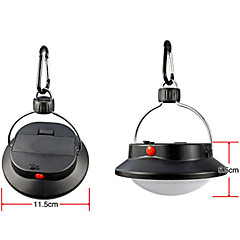 1 Lanterns & Tent Lights LED 350 Lumens 1 Mode LED Batteries not included Emergency for Camping/Hiking/Caving