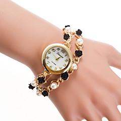 preiswerte Damenuhren-Damen Armband-Uhr Armbanduhren für den Alltag Legierung Band Modisch / Elegant / Ein Jahr / Jinli 377