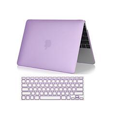 abordables Accesorios para Mac-MacBook Funda Un Color El plastico para MacBook Air 13 Pulgadas / MacBook Air 11 Pulgadas