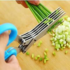 1개 가위 For 야채에 대한 스테인레스 스틸 고품질 / 크리 에이 티브 주방 가젯 / 멀티기능
