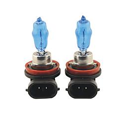 Недорогие Автомобильные фары-2pcs Автомобиль Лампы 100W Налобный фонарь / Противотуманные фары