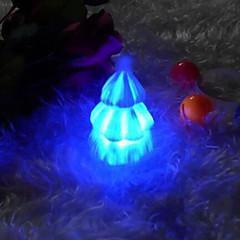 abordables Luces de Interior-1 pieza Luz Decorativa Lámparas de Noche Batería Decorativa 220 V