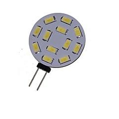 preiswerte LED-Birnen-SENCART 2W 3000-3500/6000-6500 lm G4 LED Spot Lampen MR11 12 Leds SMD 5730 Dekorativ Warmes Weiß Kühles Weiß DC 24V AC 24 V Wechselstrom