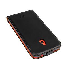Varten Nokia kotelo Flip Etui Kokonaan peittävä Etui Yksivärinen Kova Tekonahka Nokia Nokia Lumia 1520 / Nokia Lumia 1320