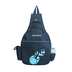 L Matkatavarat Travel Duffel Backpack Vapaa-ajan urheilu Sulkapallo Nopea kuivuminen Sateen kestävä Pakattu Nylon