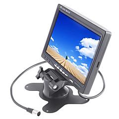 Недорогие Автоэлектроника-7-дюймовый TFT-LCD монитор заднего вида автомобиля камера высокого качества