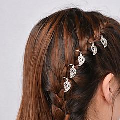 Gomas para el pelo(Legierung) -Diario / Casual
