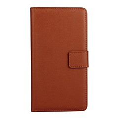 For Huawei Case P8 Lite P9 Lite PU Leather Wallet Case Full body Case with Stand Solid Color for Huawei P9 Plus P7 P6