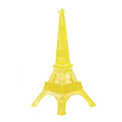 أحجار البناء تركيب تركيب كريستال ألعاب برج بناء مشهور 3D اصنع بنفسك للأولاد الأطفال قطع