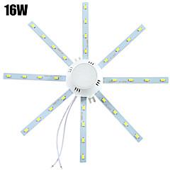 abordables Luces LED de Techo-YWXLIGHT® 1280 lm Luces de Techo 32 leds SMD 5730 Decorativa Blanco Fresco AC 220-240V