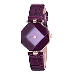 お買い得  大特価腕時計-女性用 リストウォッチ クォーツ ブラック / 白 / ブルー ホット販売 ハンズ レディース チャーム ファッション - パープル レッド ブルー