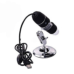 500x USB digitalt mikroskop endoskop förstoringsglas kamera svart