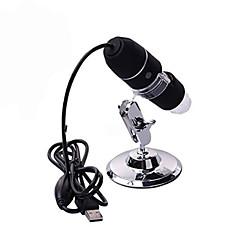 500x USB microscop digital, camera endoscop lupă negru