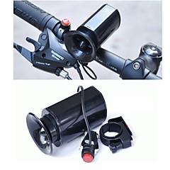 economico -Corno bici elettrica allarme Ciclismo ricreativo / Ciclismo / Bicicletta / Bicicletta a scatto fisso ABS Nero - 1pcs