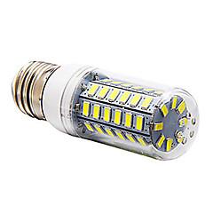 お買い得  LED 電球-5 W 300-350 lm E14 / G9 / E26 / E27 LEDコーン型電球 T 56 LEDビーズ SMD 5730 温白色 / クールホワイト 220-240 V