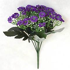 Недорогие Женские украшения-Искусственные Цветы 1 Филиал Простой стиль Орхидеи Букеты на стол