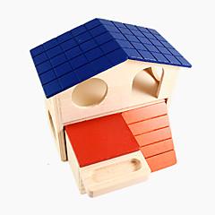 hörcsög dupla kabin kis állat szín ház 1db