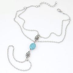 preiswerte Armbänder-Damen Ring-Armbänder - Europäisch Armbänder Silber Für Alltag Normal
