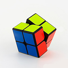 Rubik's Cube YongJun 2*2*2 Smooth Speed Cube Magic Cube Professional Level Speed ABS Square New Year Children's Day Gift