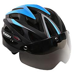 MOON Unisex Fietsen Helm 25 Luchtopeningen Wielrennen Fietsen Bergracen Wegwielrennen Recreatiewielrennen Andere Wandelen KlimmenM: